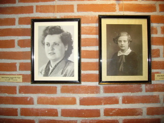 Theda Engefine Margarethe Wieger & Alma Maria Therese Ihnen